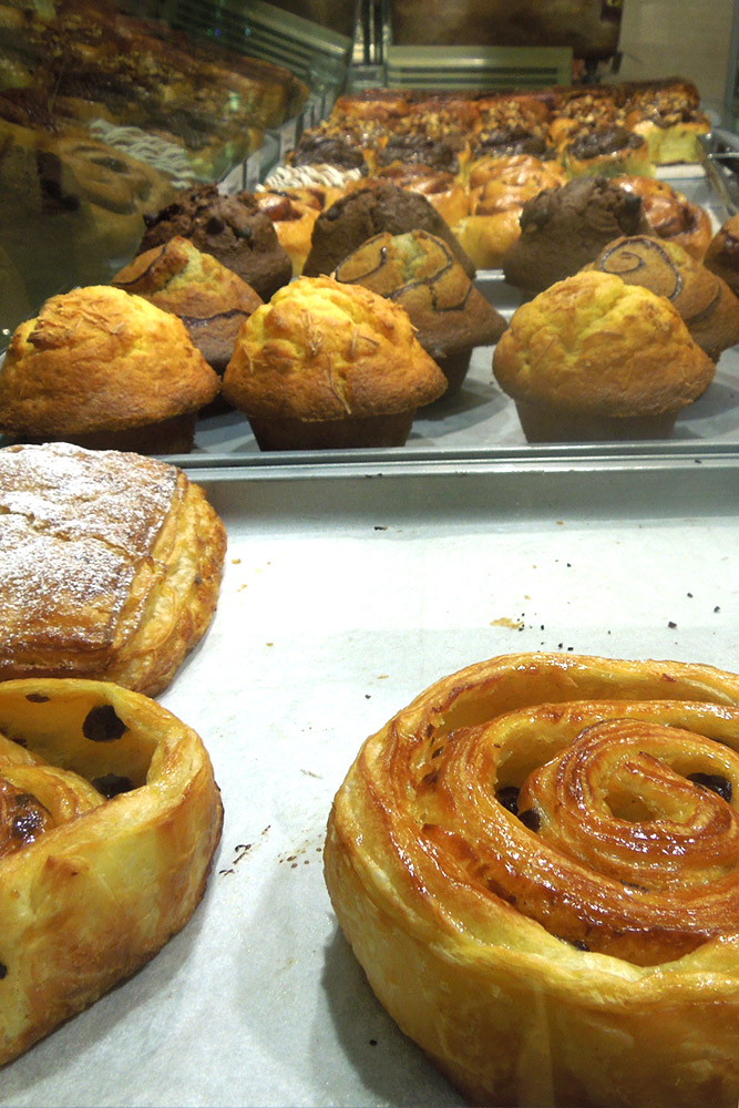 Bakery Pastries